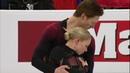 Евгения Тарасова иВладимир Морозов Короткая программа Пары Чемпионат Европы пофигурному катанию 2019