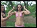 oana hreapca and Julieta fit part 1