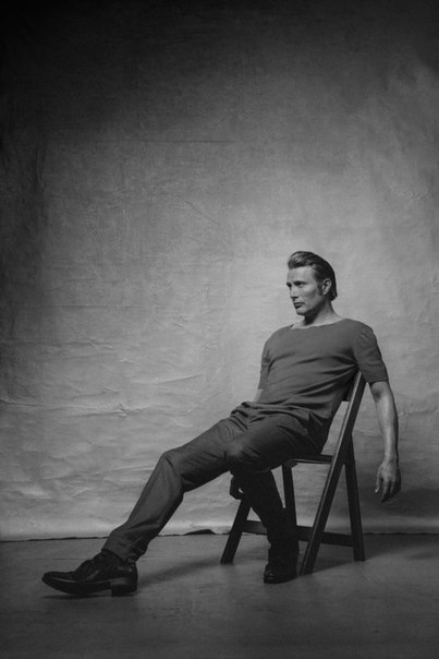 Датский актер, звезда сериала