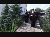 Патриарх Кирилл посетил Канавку Божией Матери в Дивеево