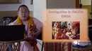 Неоднозначности Дикши в ИСККОН ч.1 семинар Е.С. Бхану свами (17.08.18)