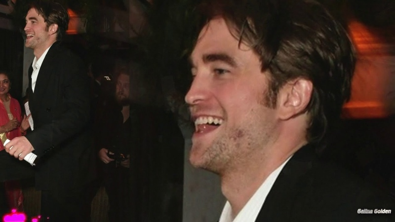 Robert Pattinson at HFPA Philanthropic party in Cannes 19 05 2019