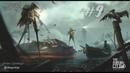 PS4 The Sinking City 9 Сделка с дьяволом. Полное ЖЕНСКОЕ прохождение игры.