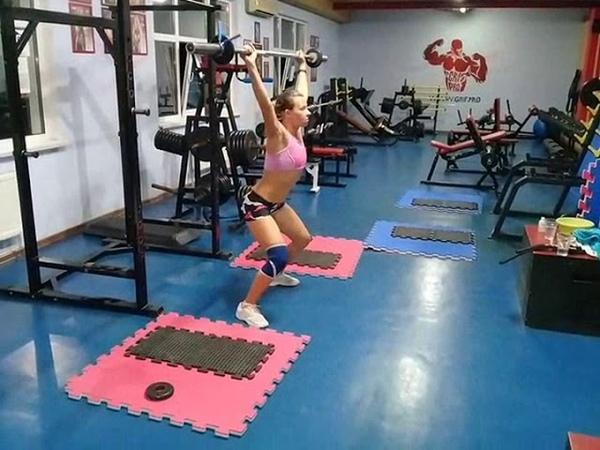 Тренировка по тяжёлой атлетике Кайдзен-кроссфит. 4.09.2018