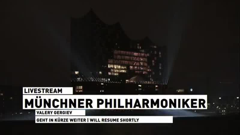 Das Lied von der Erde die Münchner Valery Gergiev und Gustav Mahler Hamburg 22 01 2019