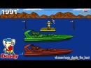 Eliminator Boat Duel NES 1991 Полное прохождение на русском языке Дуель на катерах Игра на Денди