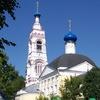 Покровский храм с. Кудиново