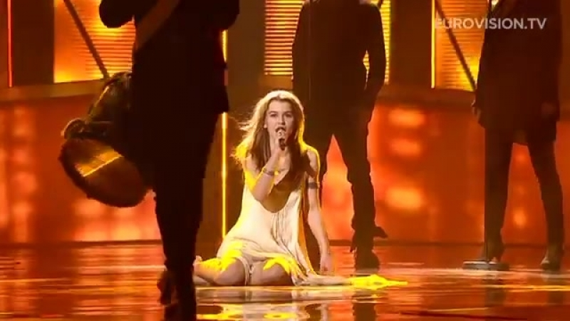 2013 Emmelie De Forest - Only Teardrops (Denmark) Eurovision Song Contest
