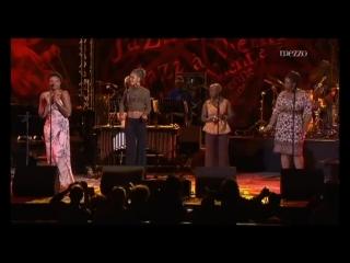 Four Women Lisa Simone, Dianne Reeves, Lizz Wright, Angélique Kidjo