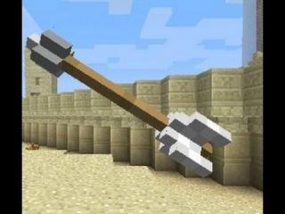 Как скрафтить стрелы в Майнкрафте