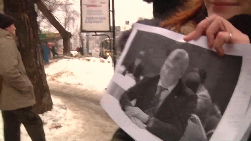 Воронежцы не узнали в лицо мэра и губернатора » Freewka.com - Смотреть онлайн в хорощем качестве