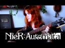 NieR Automata Amusement Park Gingertail Cover