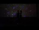 Танец от вожатых Игоря и Ирины