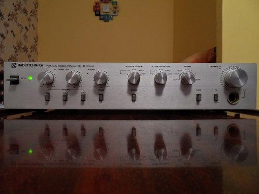 Продам Radiotehnika уп 001.
