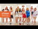 Preview 우주소녀WJSN - THE 1st Studio Album HAPPY MOMENT