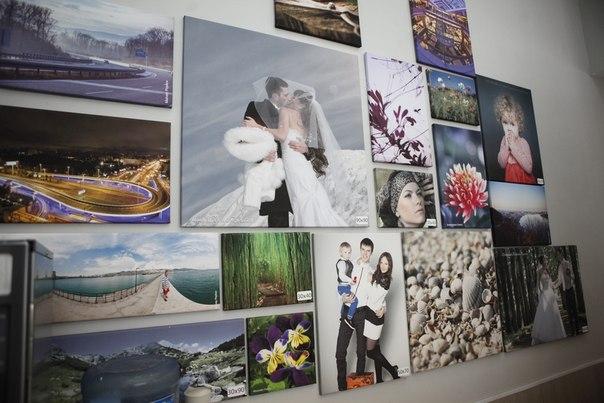 печать фотографий через автоматы