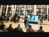 Adios Nonino под Балтийский Симфонический оркестр в концертном зале Фонда Государственного Эрмитажа.