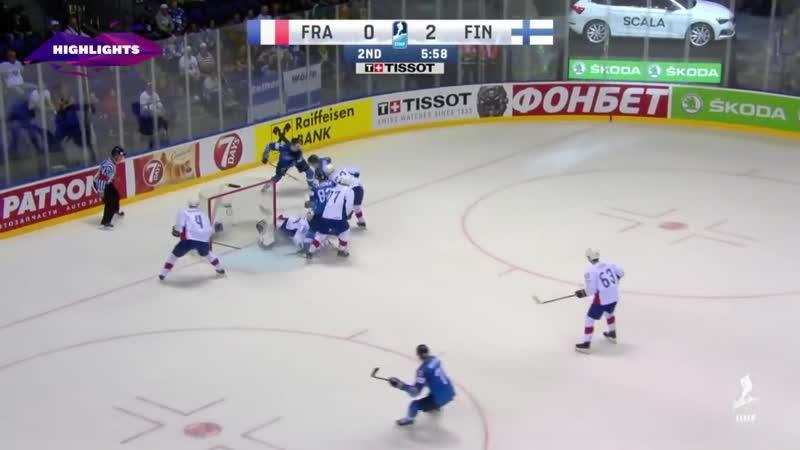 France vs Finland Game Highlights