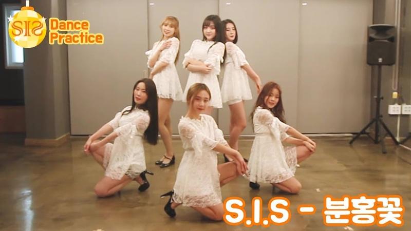 [CHOREOGRAPHY] 'S.I.S - 분홍꽃' Dance Practice