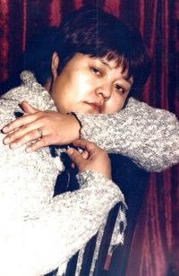 Жанна Узбекова