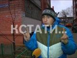 ▶ Подростковый вандализм в Сормовском районе