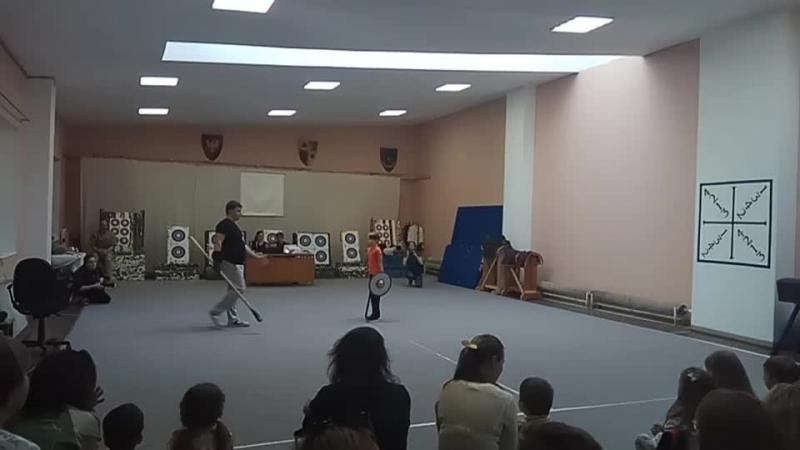 Live: ФЕХТОВАНИЕ