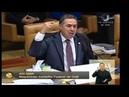 Barroso diz para Gilmar Pessoa horrível Uma mistura do mal com o atraso e pitadas de psicopatia