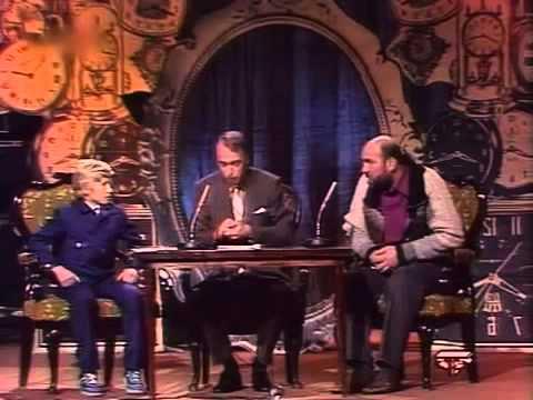 Алексей Петренко в передаче Вокруг смеха, 1985