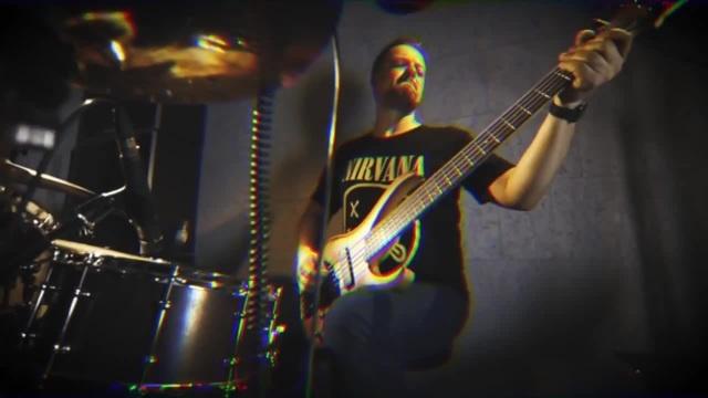 Nirvana X Shocking Blue 💪😁🎸 by Pushnoy!