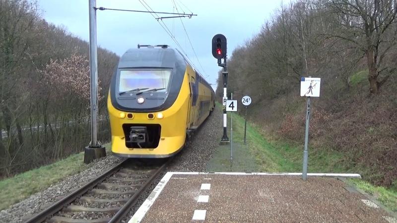 VIRM 8648 komt aan in Rhenen