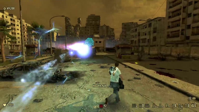 Serious Sam Fusion BFE: Brutal Enemies\Weapons pack test 19.05.18