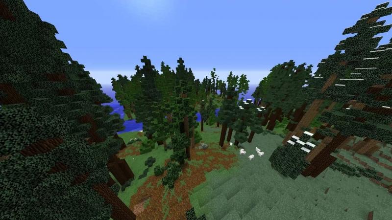 Realistic Terrain Generator example