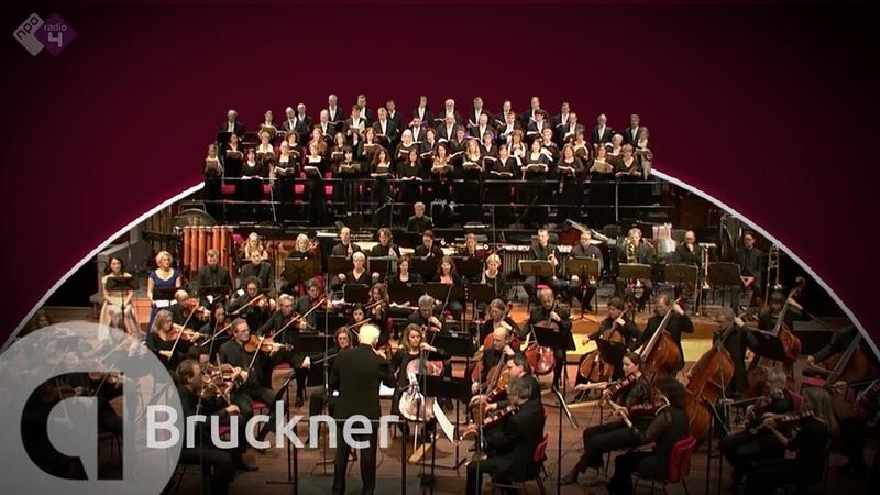 Bruckner: Mass No. 3 - Radio Philharmonic Orchestra Choir / Edo de Waart - Live Concert HD