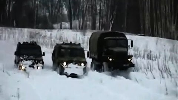 IVECO Рысь vs ГАЗ-233014 Тигр, Урал 43206 и Humvee