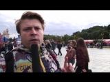 Митя Сорокин - репортаж из фанзоны - 21 выпуск
