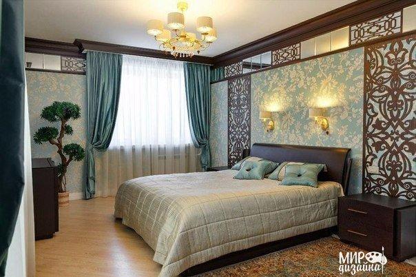 Уютная спальня (1 фото)