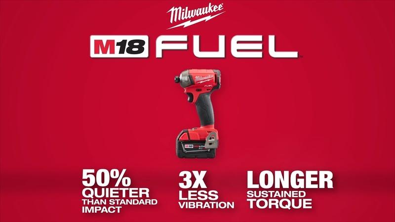 "Milwaukee® M18 FUEL™ Surge™ ¼"" Hydraulic Driver"