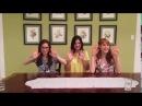 Soy Luna - Carolina, Katja e Malena salutano sorrisi