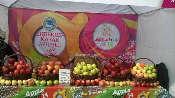 "Студия ""ТеДос"" на фестивале Apple Fest"