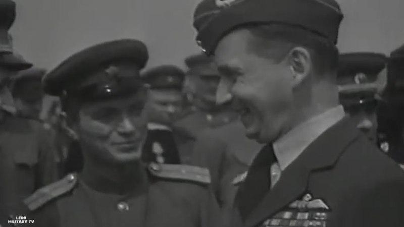 Акт о военной капитуляции Германии (Сводка СовИнформБюро)