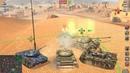 World of Tanks Blitz. Марафон.