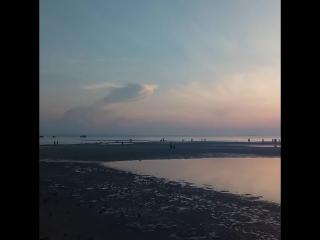 Закат в Натоне