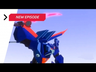 Transformers: Cyberverse — Chapter 1 Episode 1 «Fractured»
