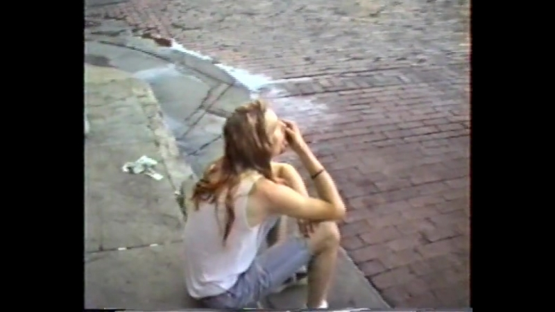 Nirvana Excerpts From The Band's Footage Of The US Bleach Tours (1989)