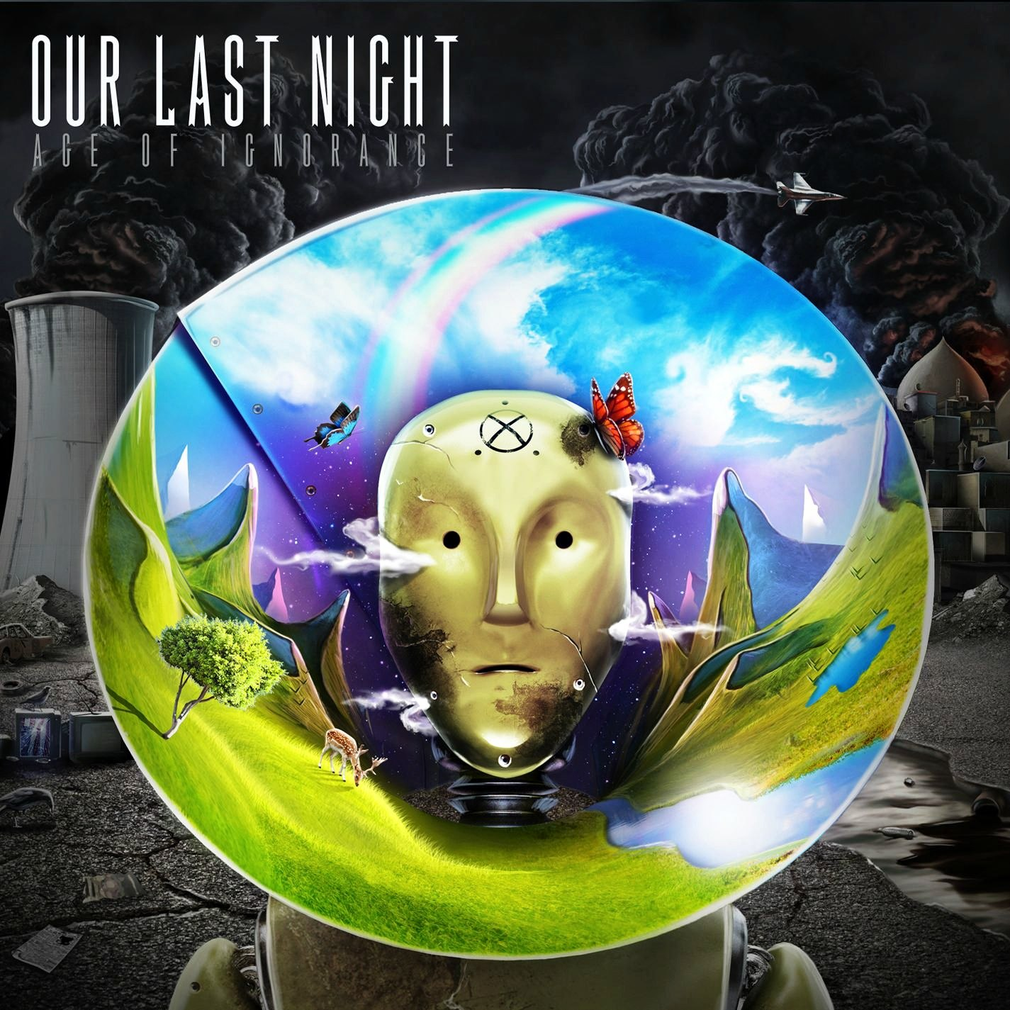 Our Last Night - Age Of Ignorance (Deluxe Edition) (2013)