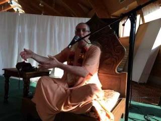 Niranjana Swami � Lecture on Srila Prabhupada � Baltic festival, 26 July 2014