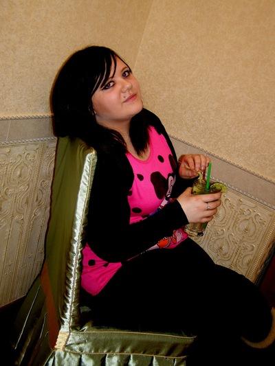 Ольга Фоменко, 13 декабря 1992, Новосибирск, id26727243