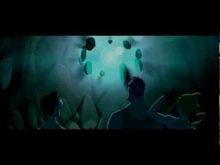 Atlantis: The Lost Empire - Kida.