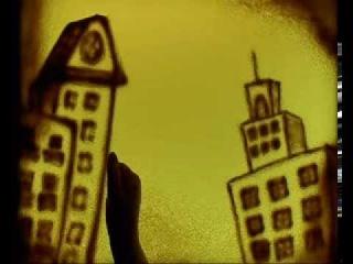 Песочная анимация/Песочное шоу/Annsandshow: filme by Anna Burkovskaya