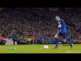 Арсенал Монако 13 18 финала Лига Чемпионов 201415